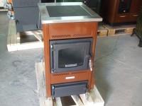 Kuchnia węglowa i kocioł  c.o. TEMY S10