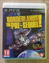 Borderlands The PRE-SEQUEL GOTY