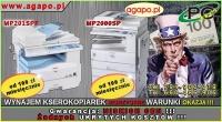 Wynajem kserokopiarek dzierżawa ksero Częstochowa Dobra Cena