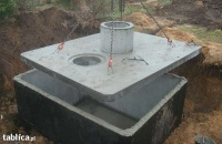 szambo betonowe Turek atest transport montaż gwarancja