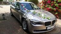 BMW 7 - auto do ślubu💞 i nie tylko /PREZYDENCKA LIMUZYNA💗