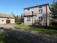 Dom Wielopole gmina Tuliszków pow. Turek