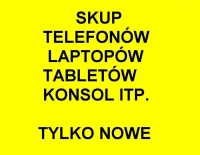 SKUP TELEFONÓW , TABLETÓW , LAPTOPÓW, ITP. TEL. 793935050