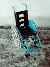 Wózek inwalidzki model 925