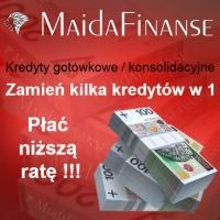 1 kredyt,niższa rata. Konsolidacja kart kredytowych, chwil..