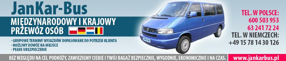 JanKar-Bus międzynarodowy i krajowy przewóz osób