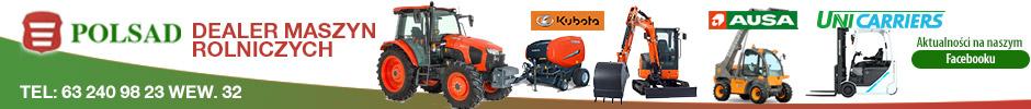 POLSAD dealer maszyn rolniczych