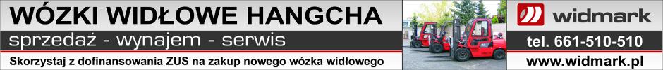 Wózki widłowe Hangcha - sprzedaż, wynajem, serwis