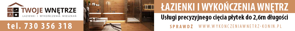 Twoje Wnętrze - łazienki i wykończenia mieszkań
