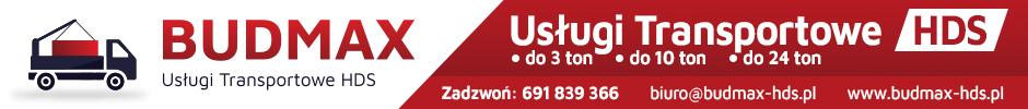 BUDMAX Usługi transportowe HDS